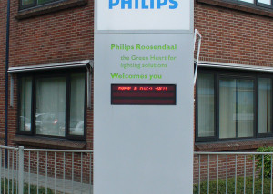 Zuil Philips